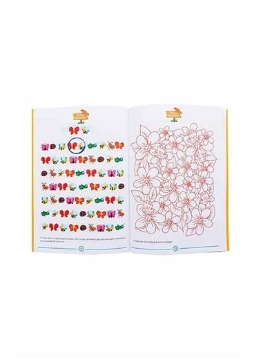 Staresso Eolo 21 X 29,7 Cm 48 Sayfa 4+ Yaş Için Zihinsel Gelişim Etkinlikleri 2 Çocuk Kitabı Renkli